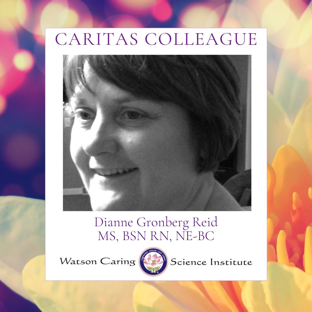 "Featured image for ""Celebrating Caritas Colleague Dianne Gronberg Reid"""